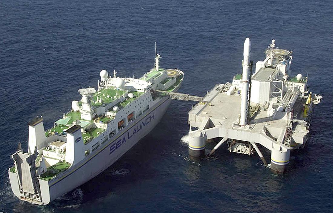 Sea Launch Vessels