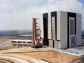 Saturn-V astronautinis roplys