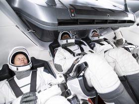Crew-1 mission