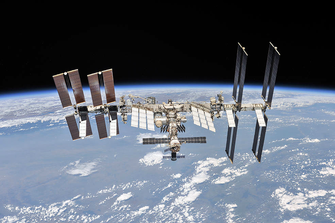 ISS SpaceX