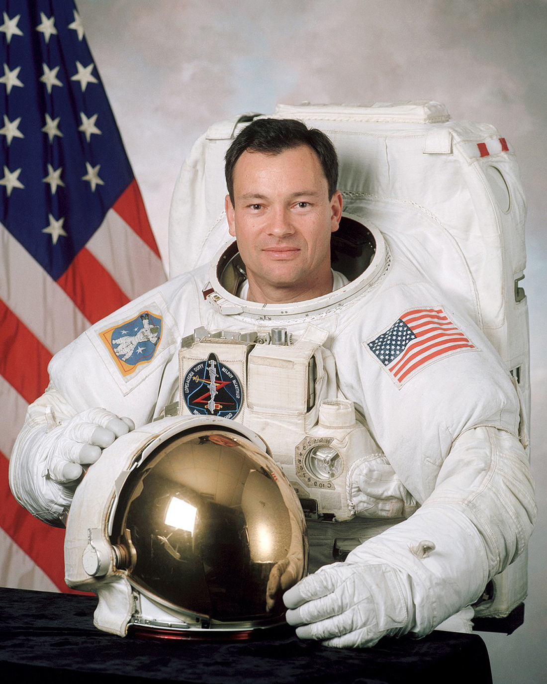 Axiom astronaut Michael Lopez-Alegria