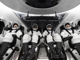 CrewDragon-1 SpaceX NASA