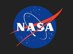 NASA logo-dark