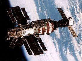 stotis Saliut 7 ir Sojuz T14