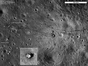 Apollo 17 area