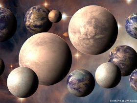 10 Ekzoplanetos