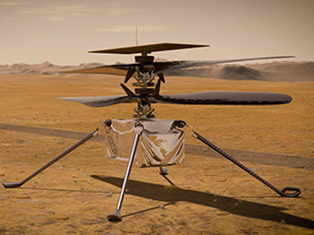 Ingenuity Marsas
