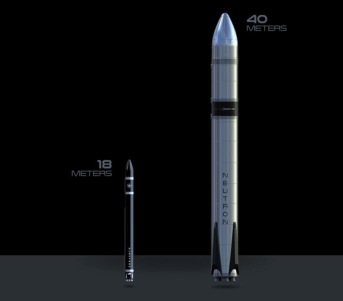 Electron and Neutron rockets