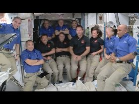 Crew 2 iss_on_orbit