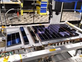 Gaia CCD array