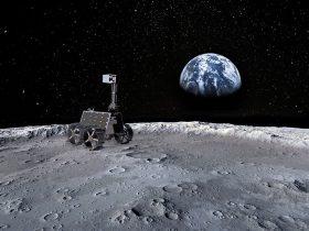 Rashid lunar rover