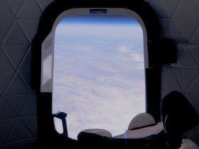 Blue Origin wiev