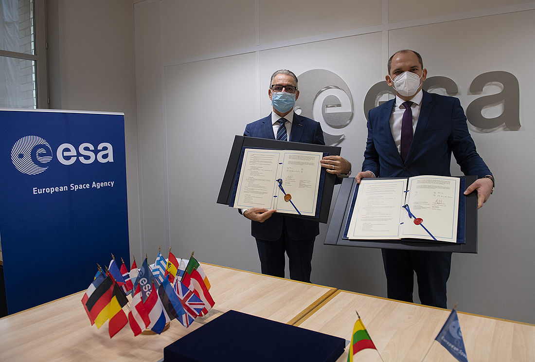 Lietuva ESA