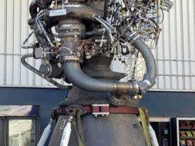 Raptor big rocket engine