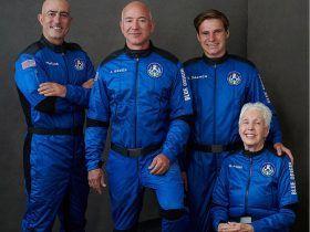 Blue Origin crew B