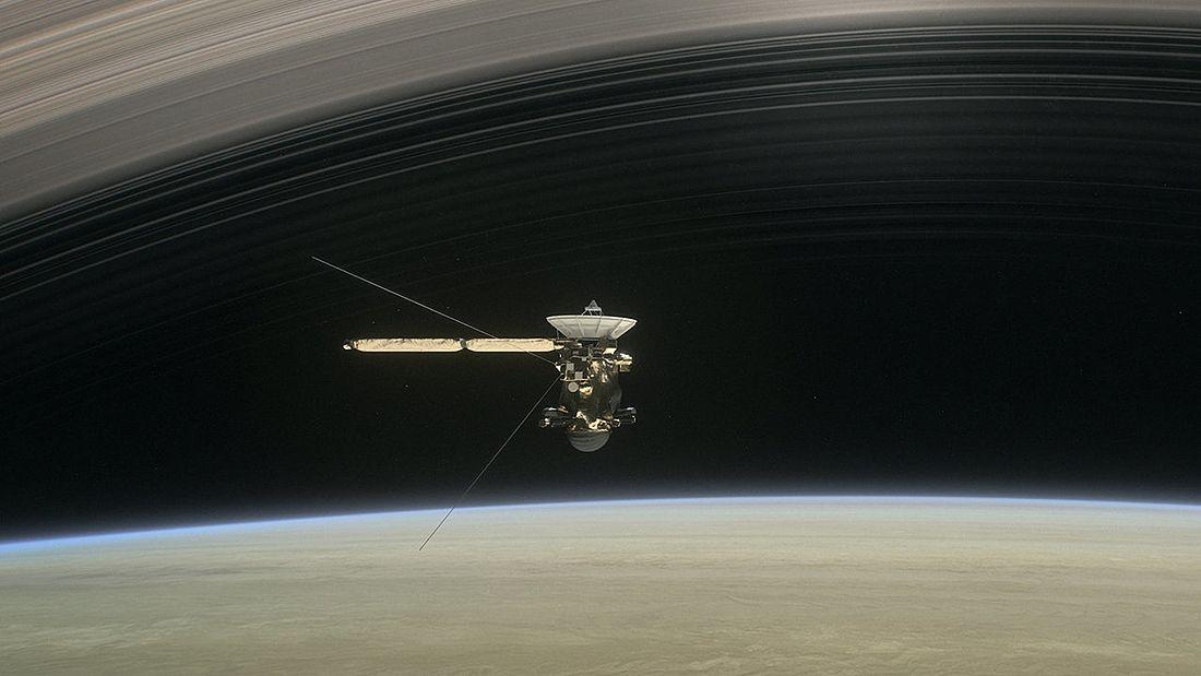 Cassini Huygens