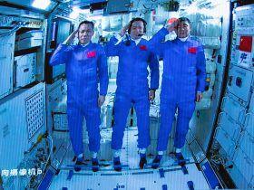 Taikonautai China Space Station