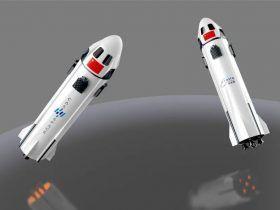 CSA Kinija rocket