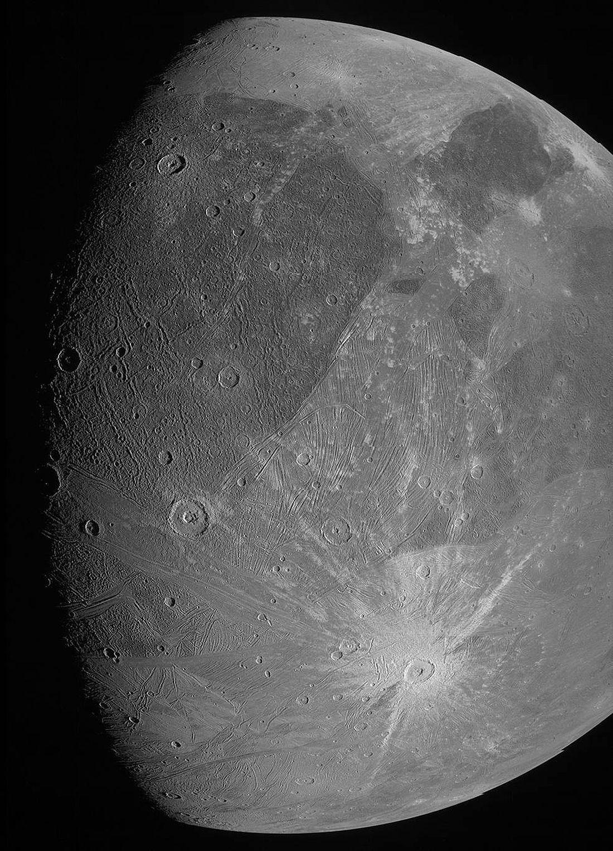 astronautikos kronikos Ganimed Juno picture