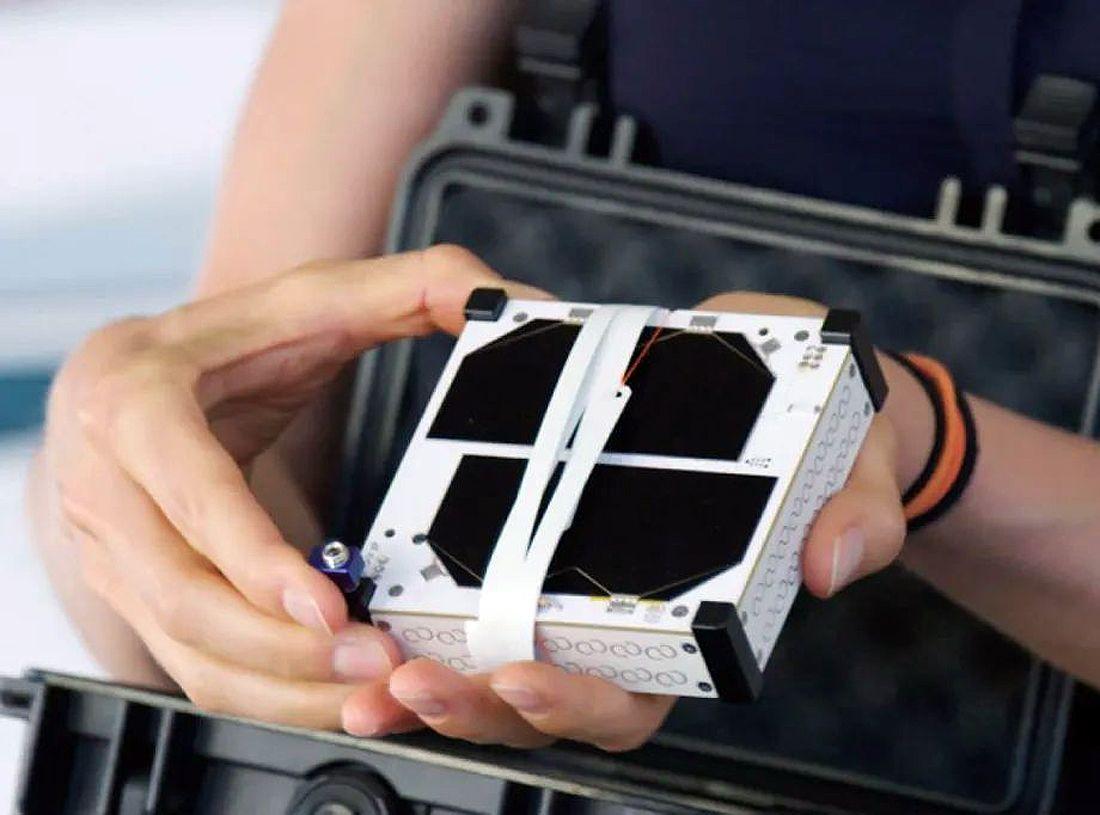 SpaceBEEE satellite