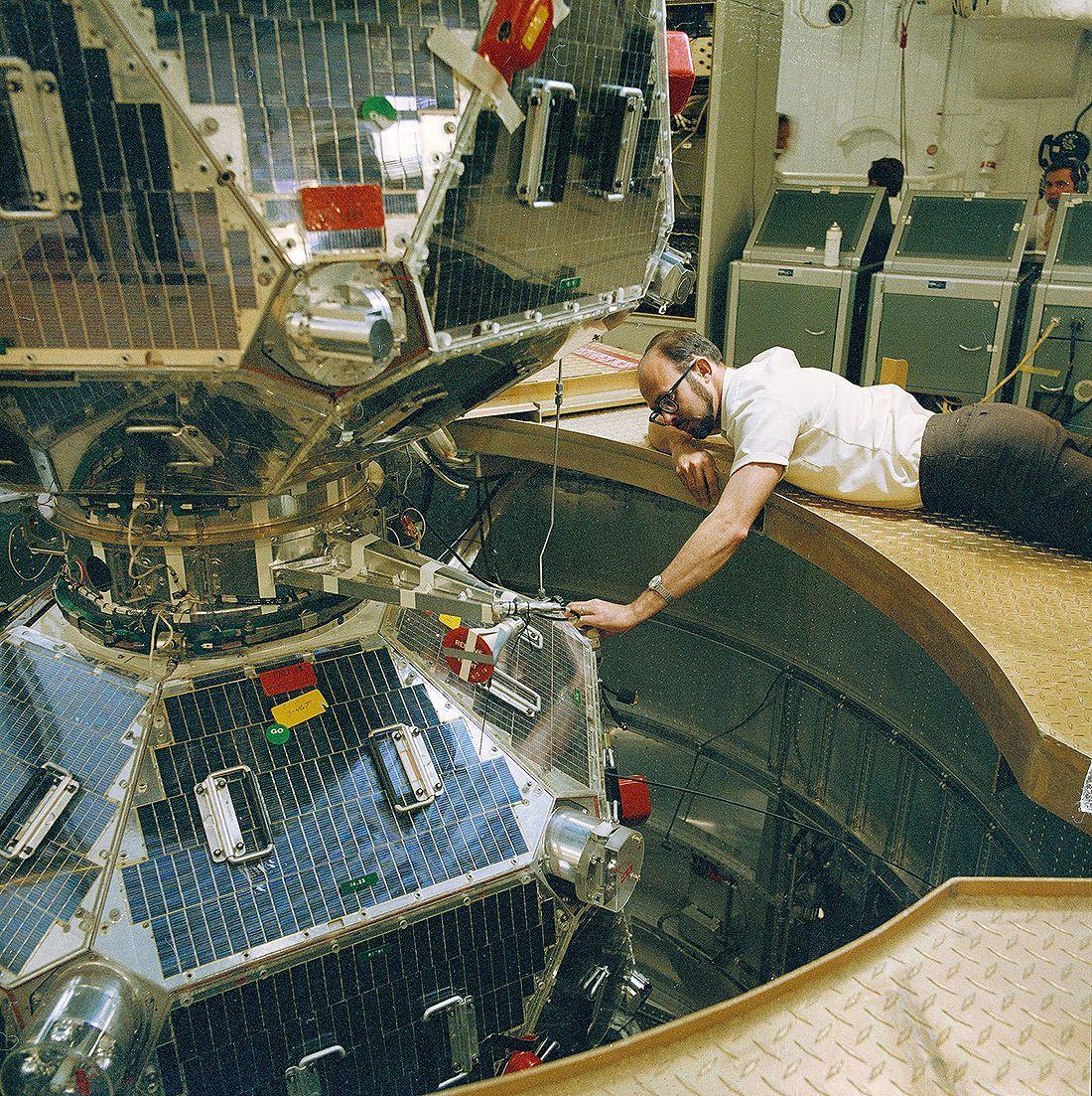 Vela launch-April-1970
