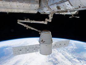 SpaceX Dragon eksperimentai
