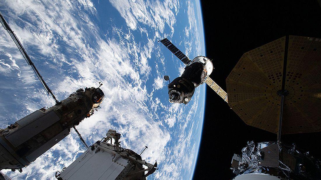TKS Soyuz 18Th September